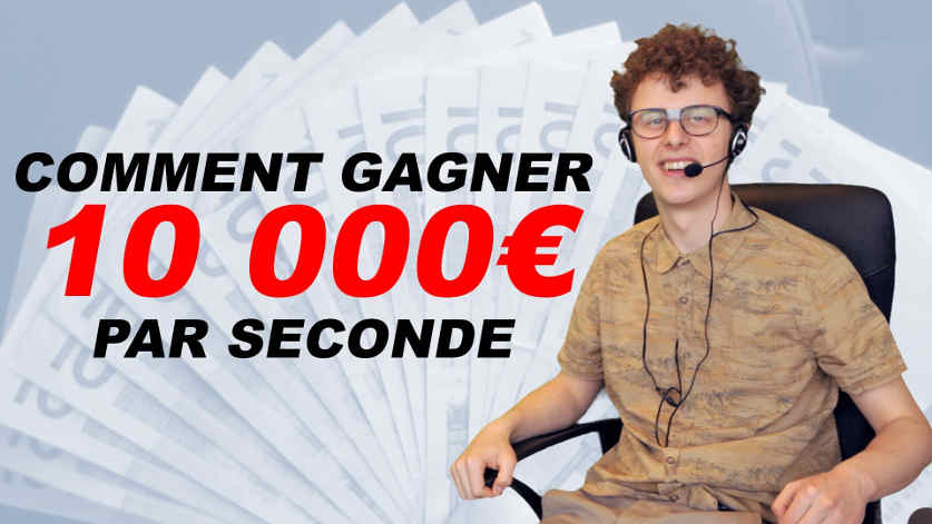 cours comment gagner beaucoup dargent