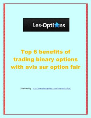 avis de trading eto options binaires à partir de 5 secondes