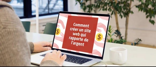 vrai site Web faire de largent