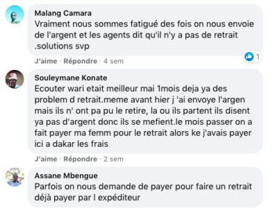 transferts dargent pour gagner comme