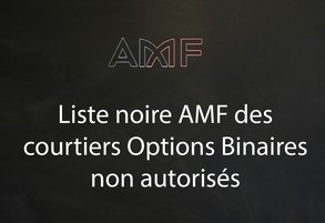 options binaires de la liste noire